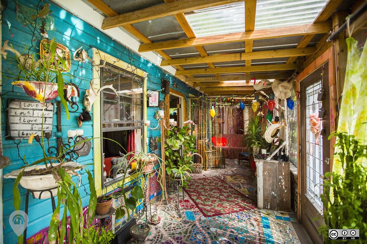 Flamingo Ranch | Weird Homes Tour Austin