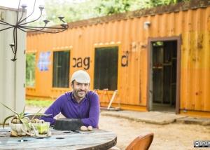 Rancho Burrito: Shipping Container Home | Weird Homes Tour Austin