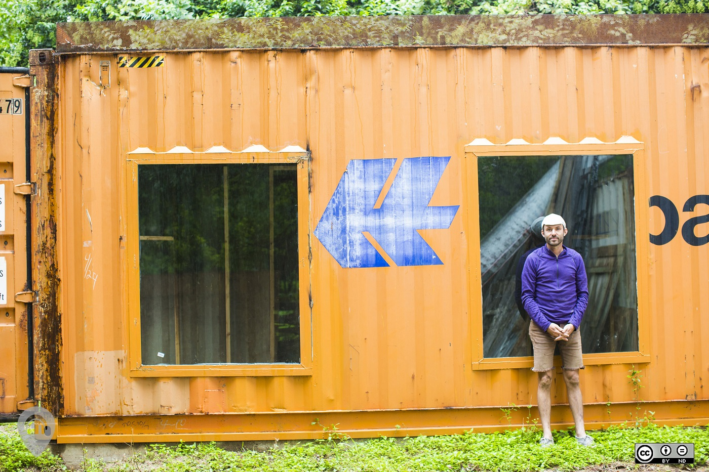 Rancho Burrito: Shipping Container Home | Weird Homes Tour Austin