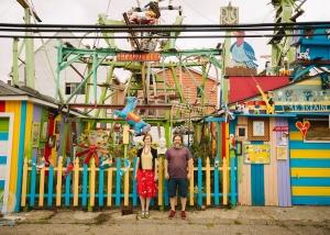 Hamtramck Disneyland | Weird Homes Tour Detroit