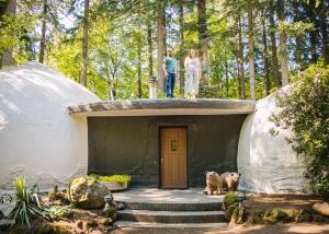 The Dome Home | Weird Homes Tour Portland