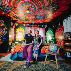 House of Sarcasm   Weird Homes Tour Portland