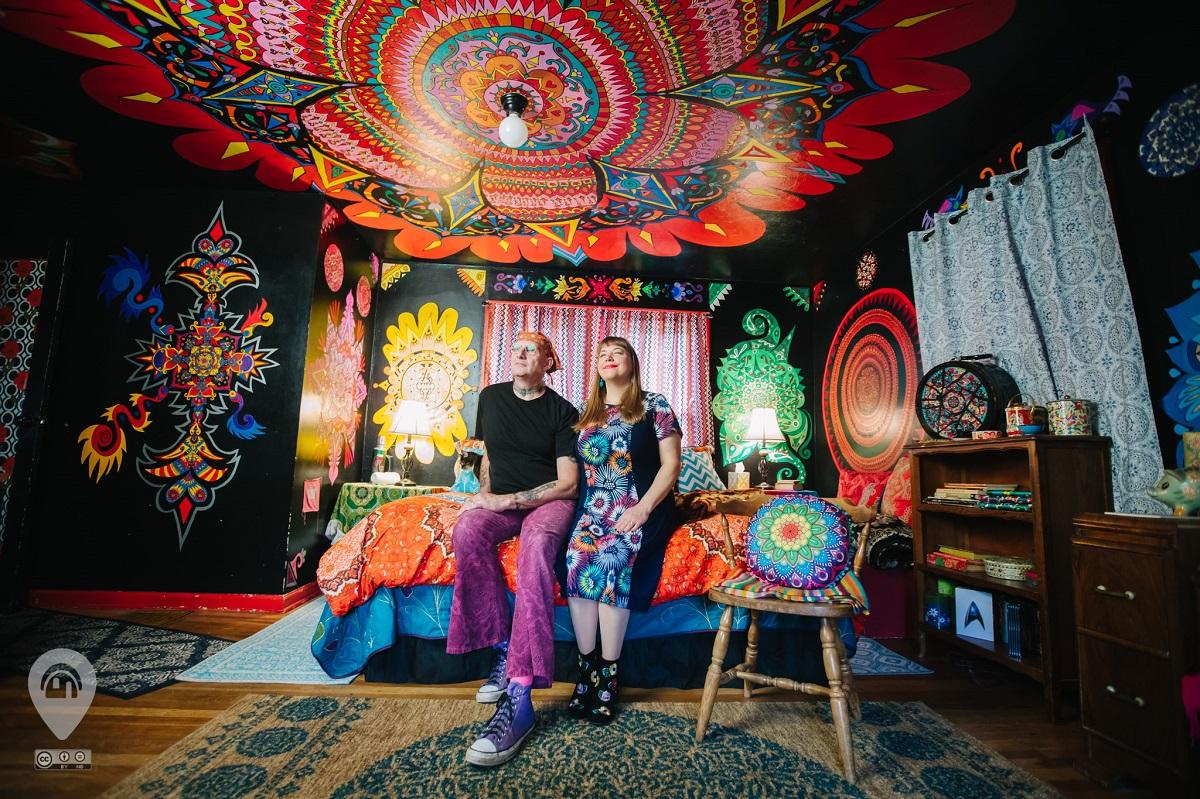 House of Sarcasm | Weird Homes Tour Portland