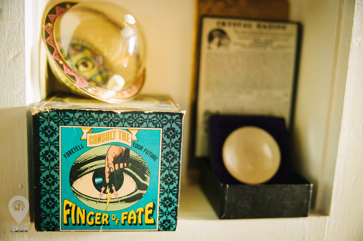 Home of the Mysterious Planchette | Weird Homes Tour Austin