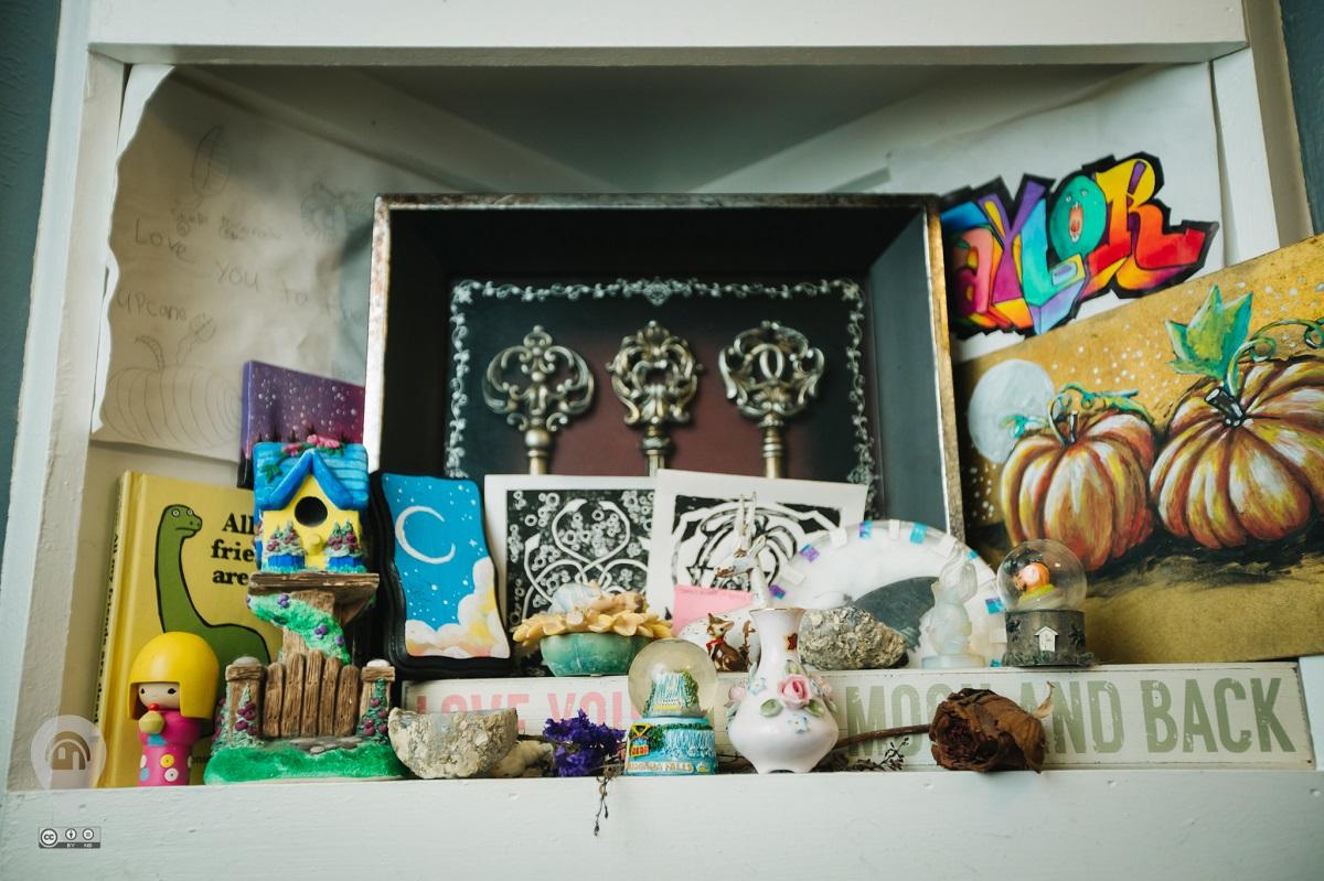 The Art Lair | Weird Homes Tour Houston