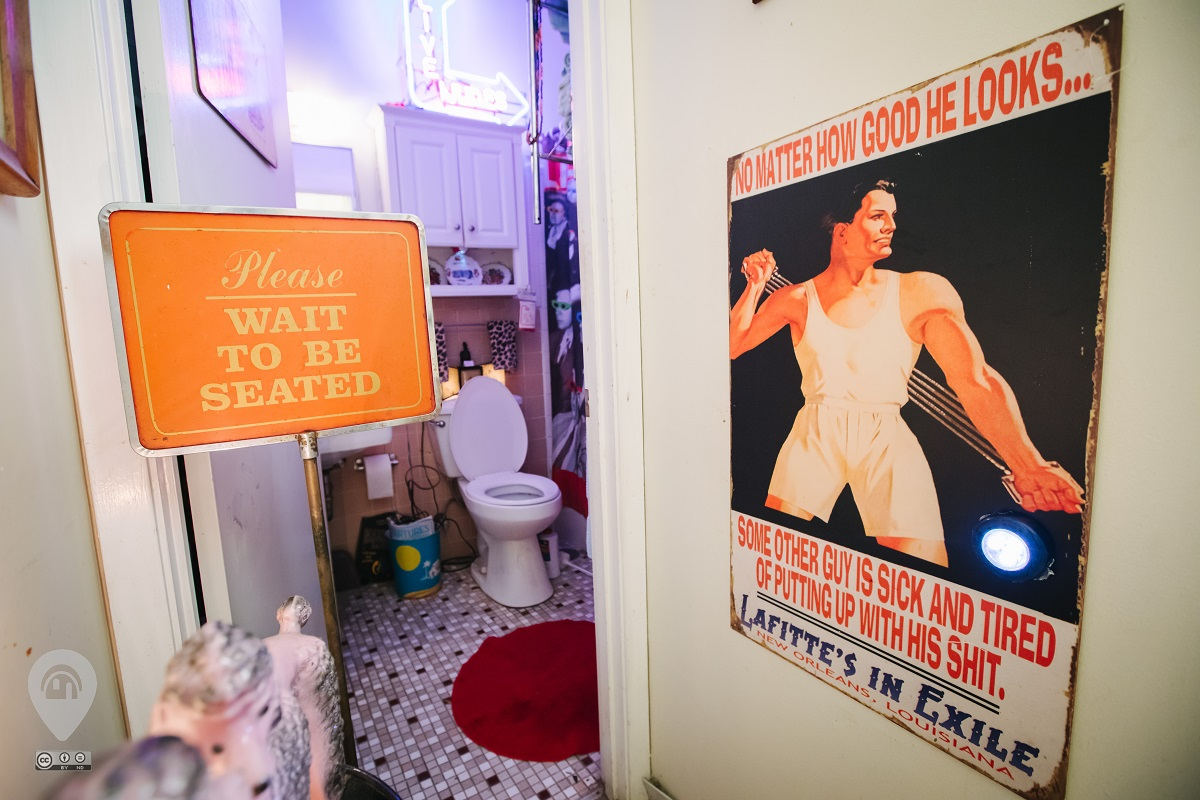 Museum of Bad Taste | Weird Homes Tour New Orleans