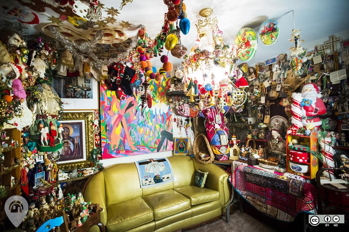 Sharon's Home | Weird Homes Tour Austin