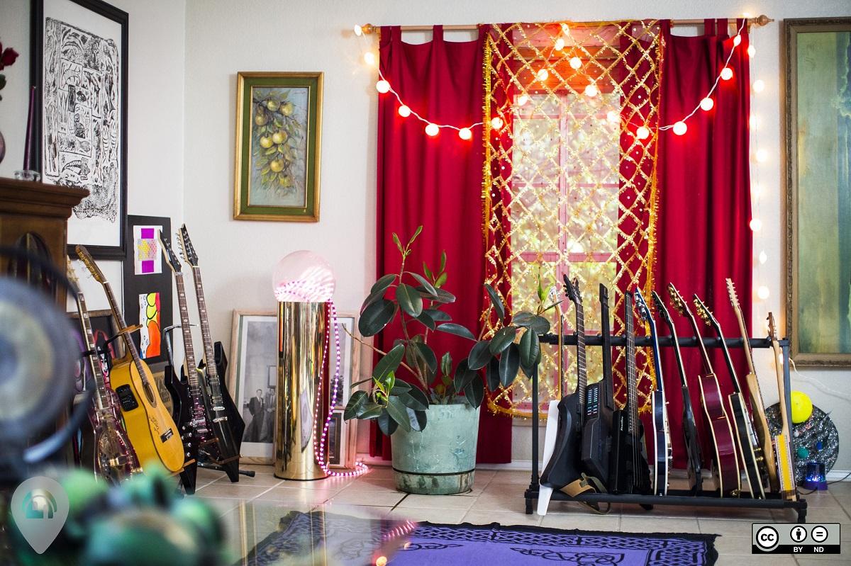 Music House | Weird Homes Tour Austin