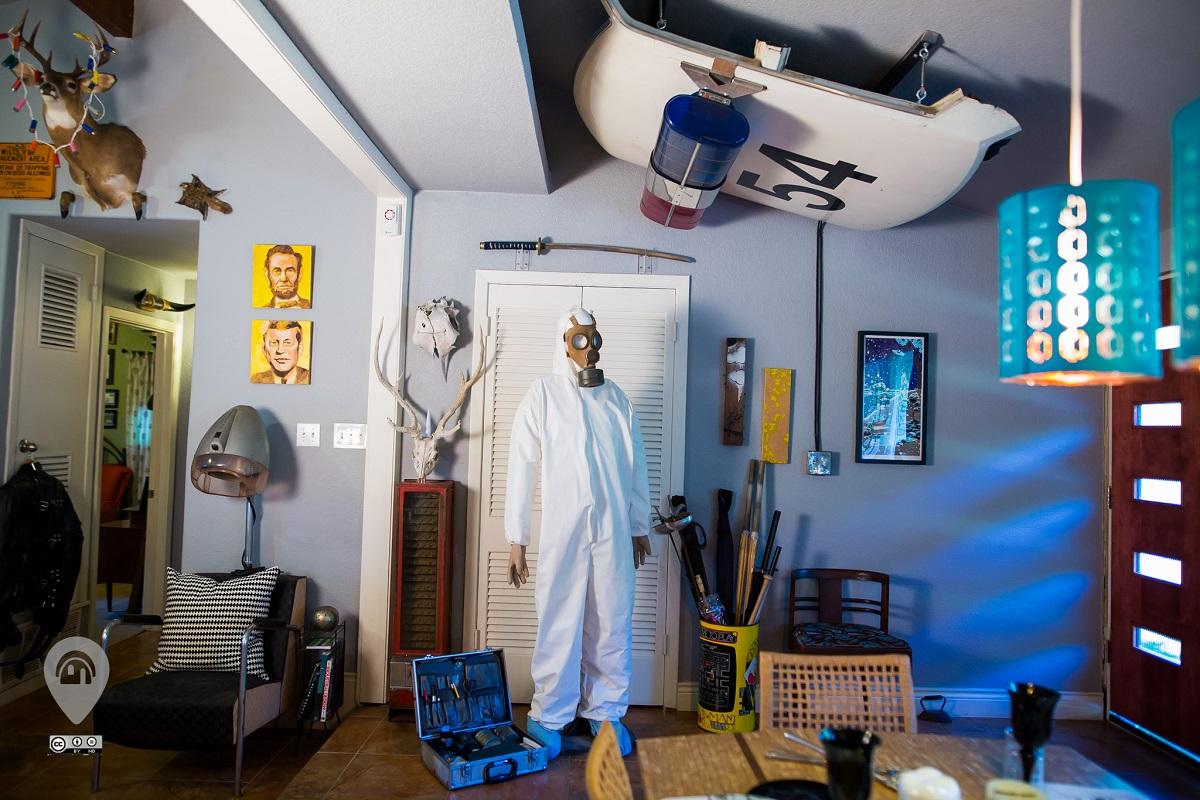 Riggins' Cabinet of Curiosities | Weird Homes Tour Austin