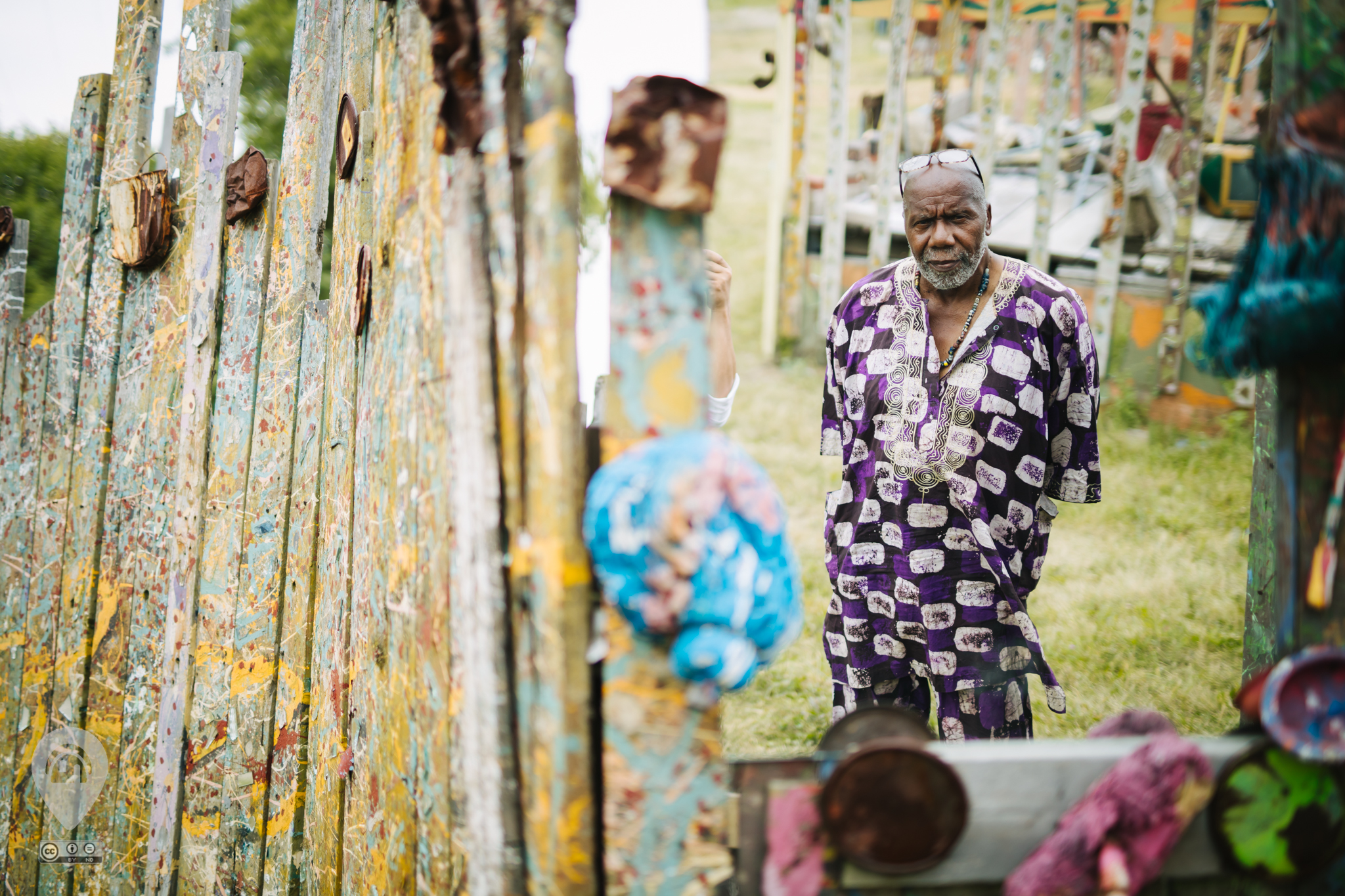 MBAD African Bead Museum | Weird Homes Tour Detroit