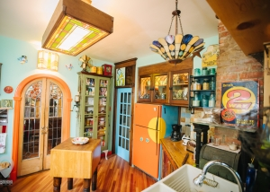 Ron's Recycled Roost | Weird Homes Tour Detroit