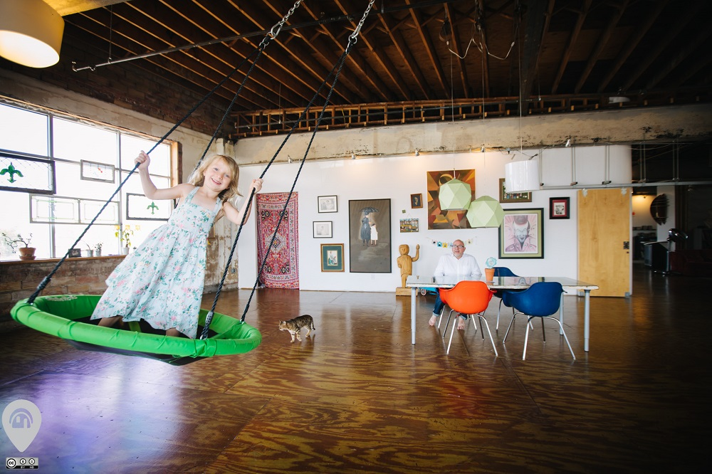 Detroit Artist's Test Lab   Weird Homes Tour Detroit