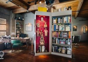 Journey Through Time House | Weird Homes Tour Houston