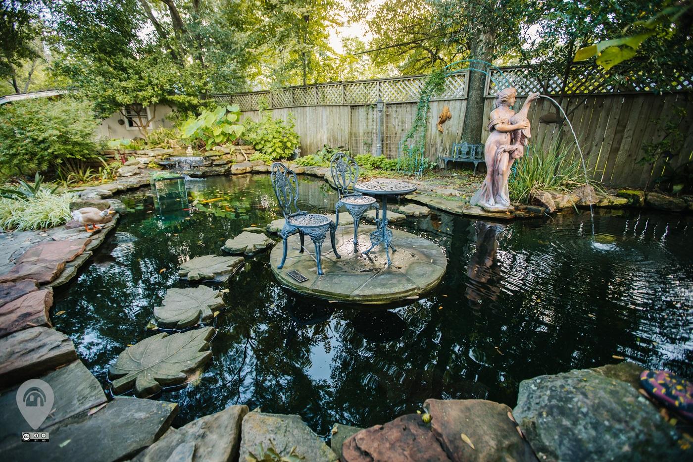 Secret Garden | Weird Homes Tour Houston