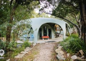Art Dome | Weird Homes Tour Austin