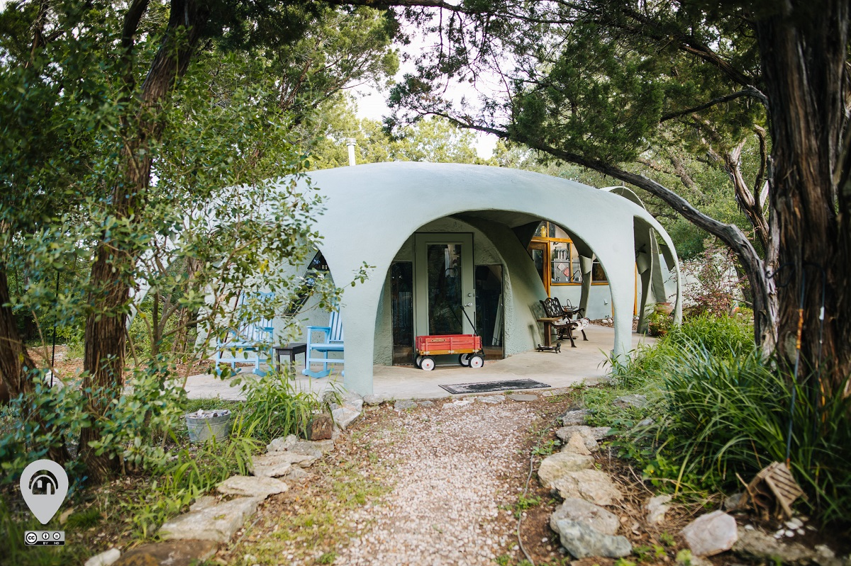 Art Dome | Weird Homes Tour Austin