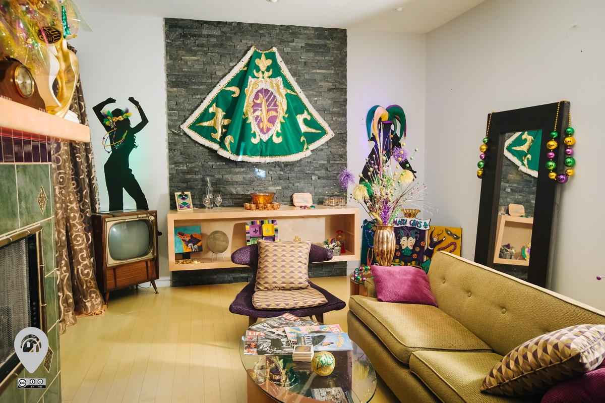 Wally's World | Weird Homes Tour New Orleans