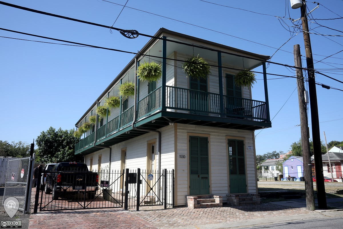 Salvaged Home | Weird Homes Tour New Orleans