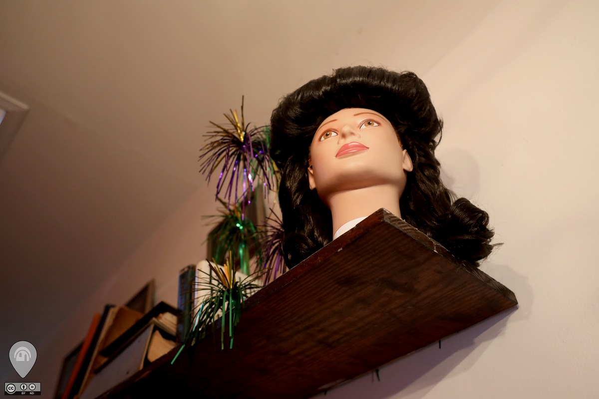 The Secret Wardrobe | Weird Homes Tour New Orleans