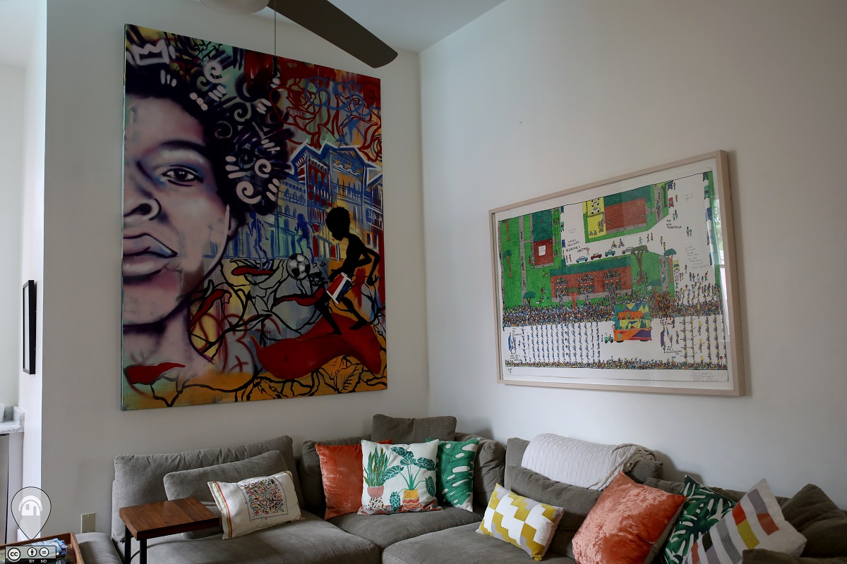 Algiers Art Adventure | Weird Homes Tour New Orleans