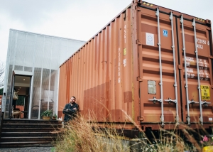 Shotgun Container House | Weird Homes Tour New Orleans