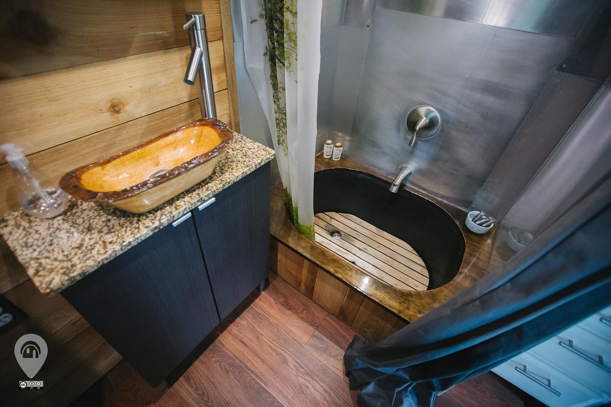 The Organic Contemporary Tiny House | Weird Homes Tour Austin