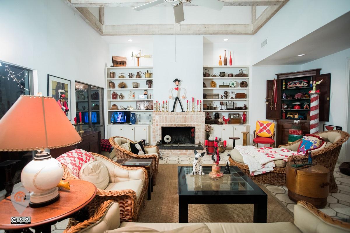 Kimzey House | Weird Homes Tour Houston