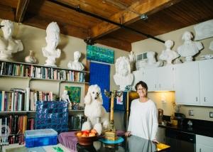 The Working Studio | Weird Homes Tour Houston