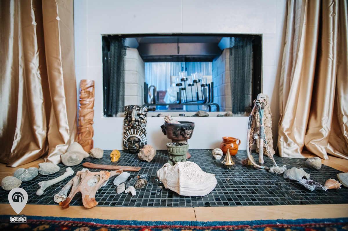 Torres Temple | Weird Homes Tour Austin