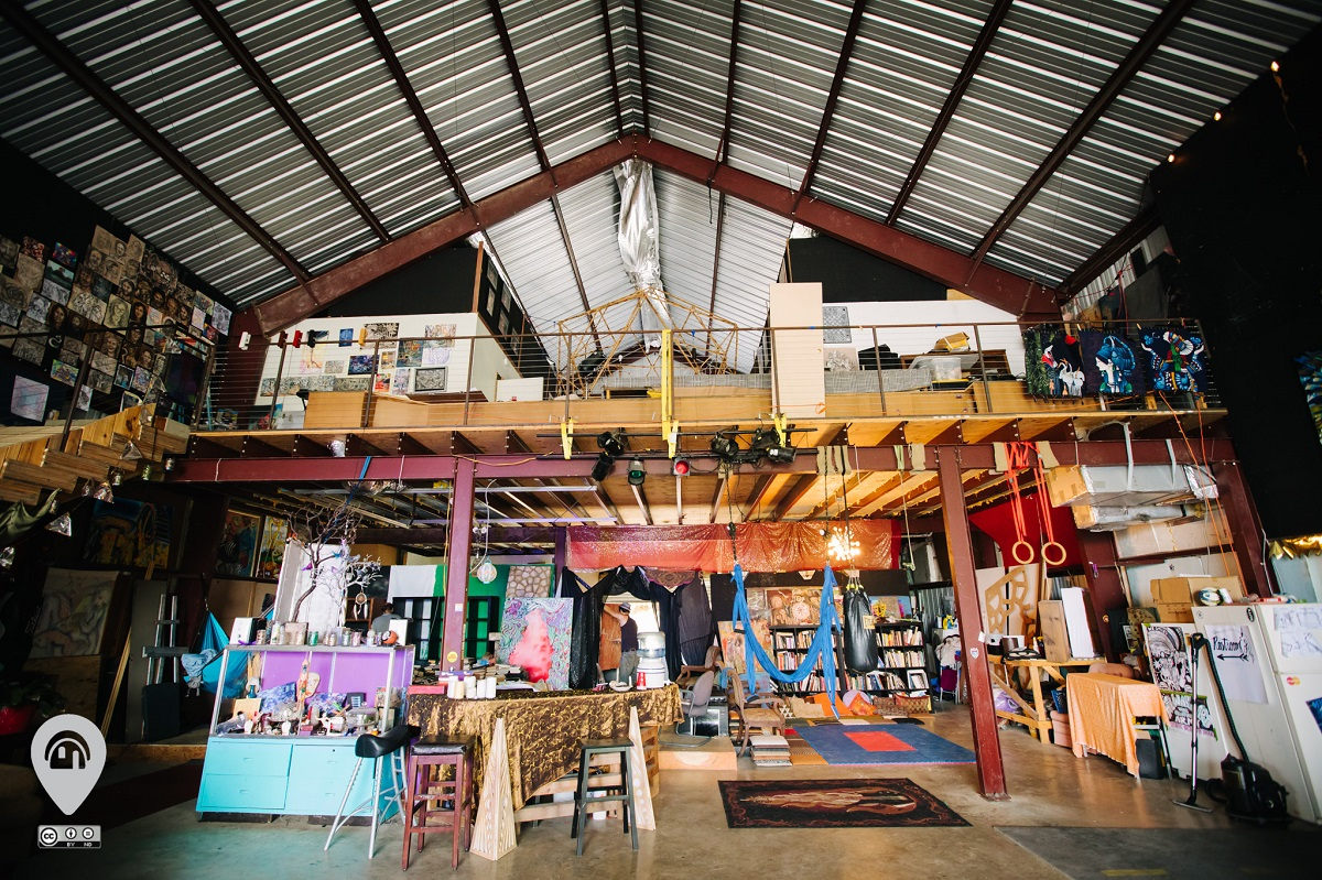 Indras Awarehouse | Weird Homes Tour Austin