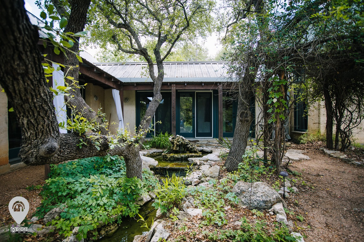 Ebba Springs Wildlife Refuge | Weird Homes Tour Austin