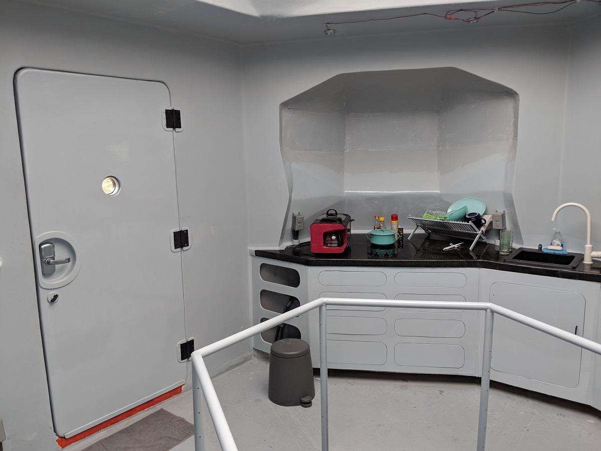 Lunar Lander | Weird Homes Tour