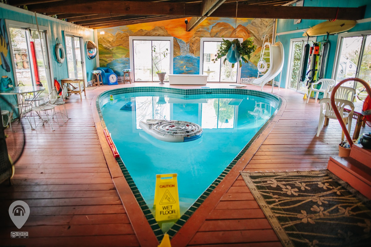 Aqua House | Weird Homes Tour Austin