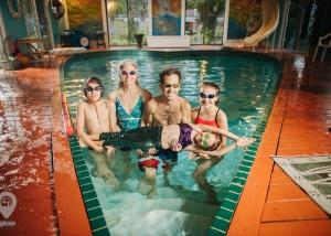 Aqua House | Weird Homes Tour Austin