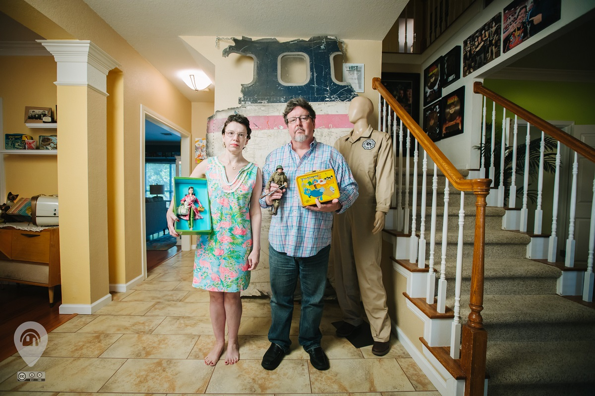 Pop Culture House | Weird Homes Tour Austin