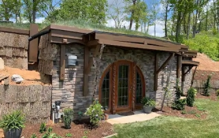 Hobbit Knoll | Weird Homes Tour